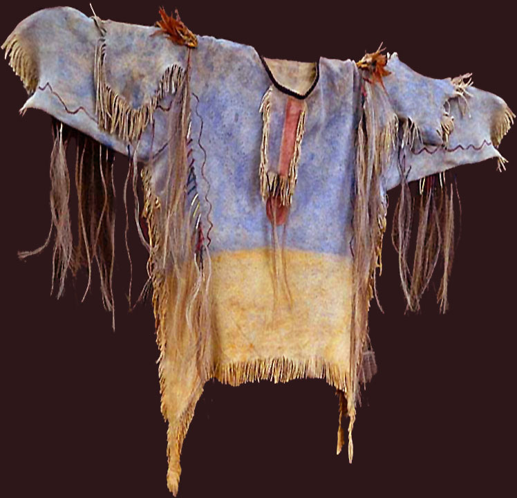 Crazy Horse War Shirt