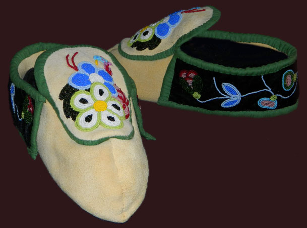 Iroquois Moccasins
