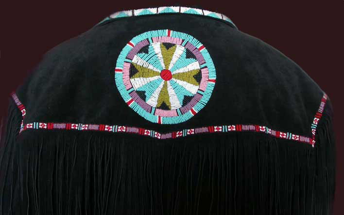 beadwork of the plains indian