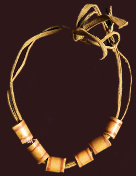Plains Indian Child's Necklace