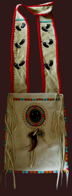 contemporary frontier bag