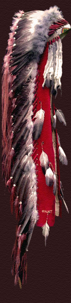 Smithsonian Plains Trailer Headdress